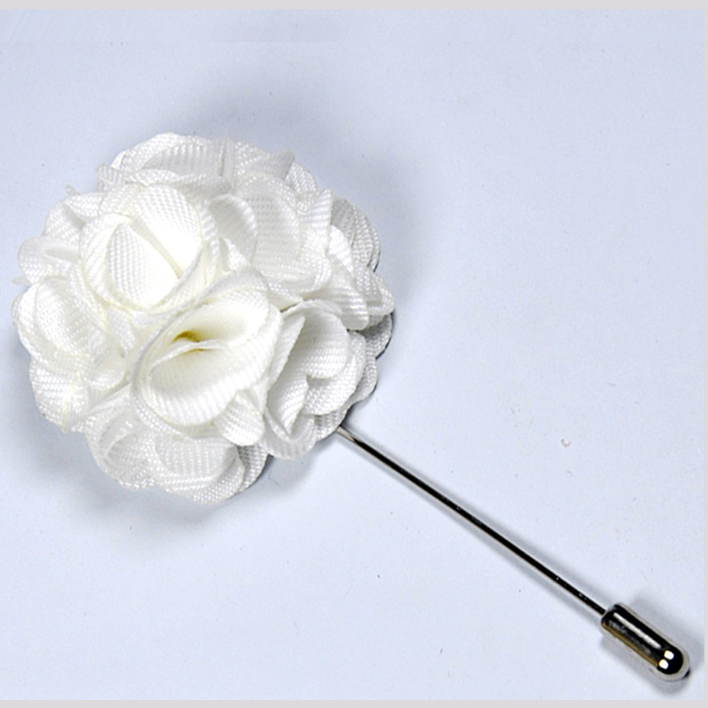 flower lapel pins how to wear